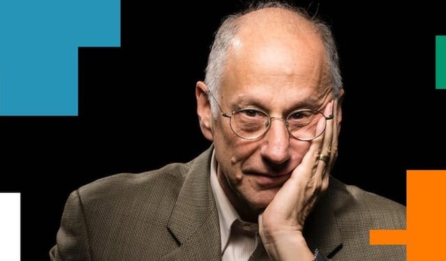 Headshot of David Weinberger