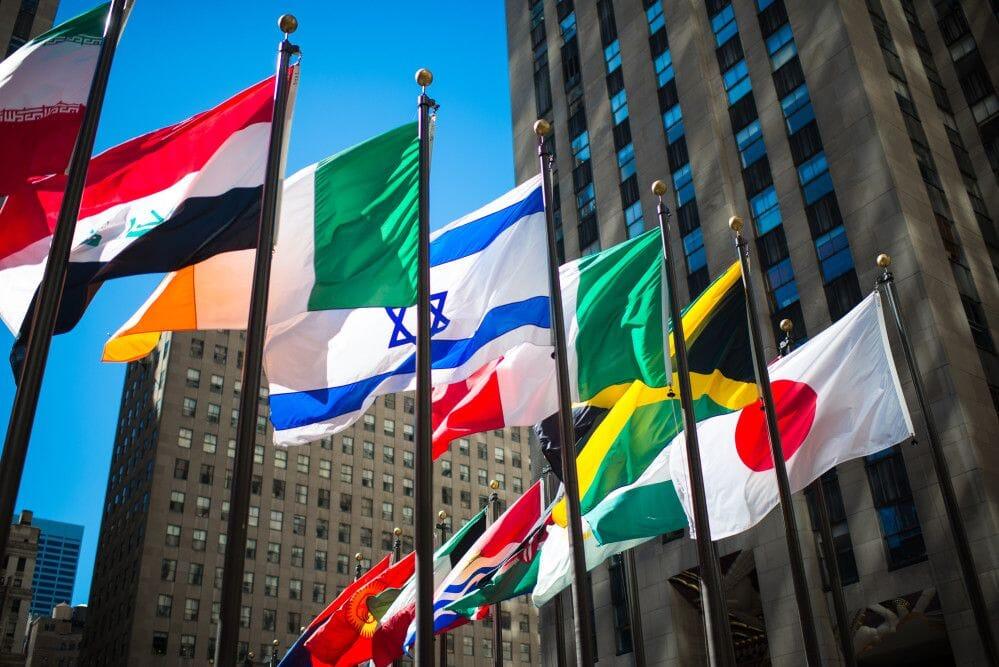 intertnational-flags