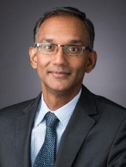 Headshot of Sunand Menon