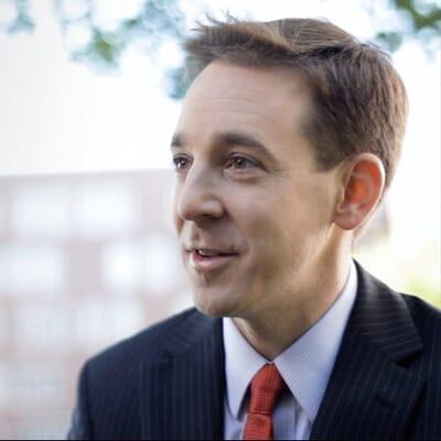 Photo of HBS professor Ethan Bernstein