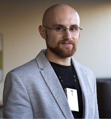 Photo of Ben Waber, CEO of Humanyze
