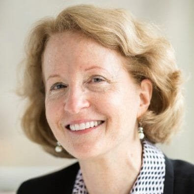 Headshot of Christine Moorman