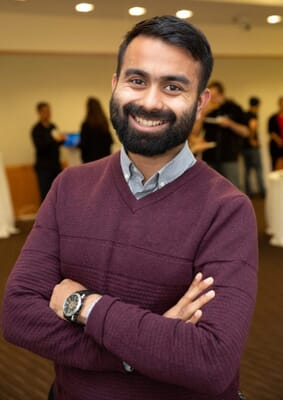 Ram Shankar Siva Kumar Headshot