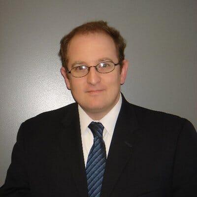 Brent Segal Headshot