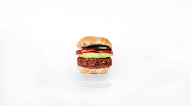 Burger product