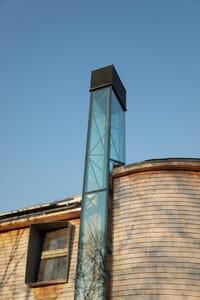 zero solar chimney