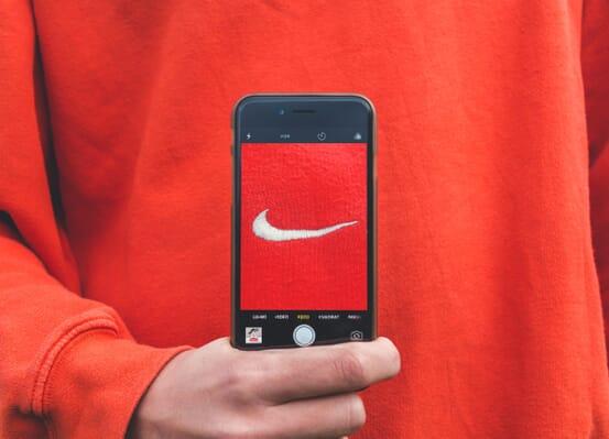 Nike phone image