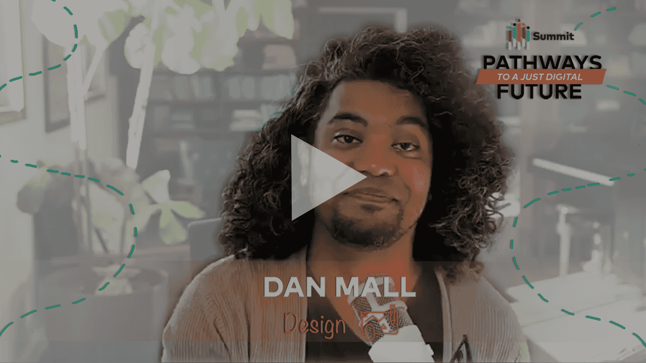 Dan Mall thumbnail image with title