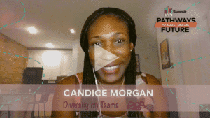 Thumbnail for Candice Morgan on navigating inclusive strategy in tech.