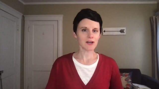 Colleen's videoask thumbnail