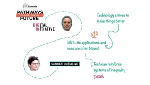 Thumbnail for About the project, Pathways to a Just Digital Future.