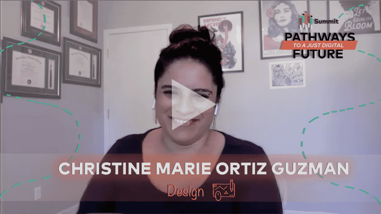 Christine Ortiz thumbnail play triangle