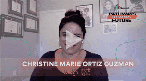 """Thumbnail for Christine Marie Ortiz Guzman on how we are all """"designers""""."""