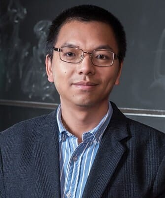 Allen Li headshot